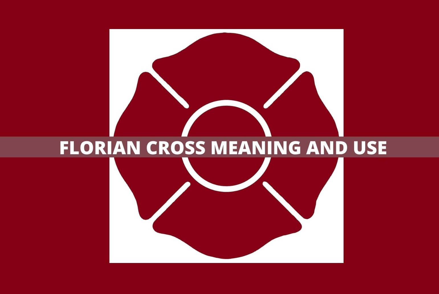 Florian Cross Meaning