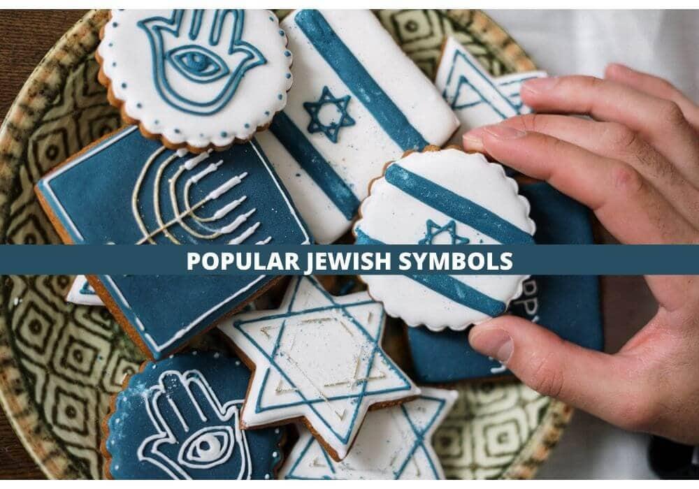 JEWISH Symbols Collection