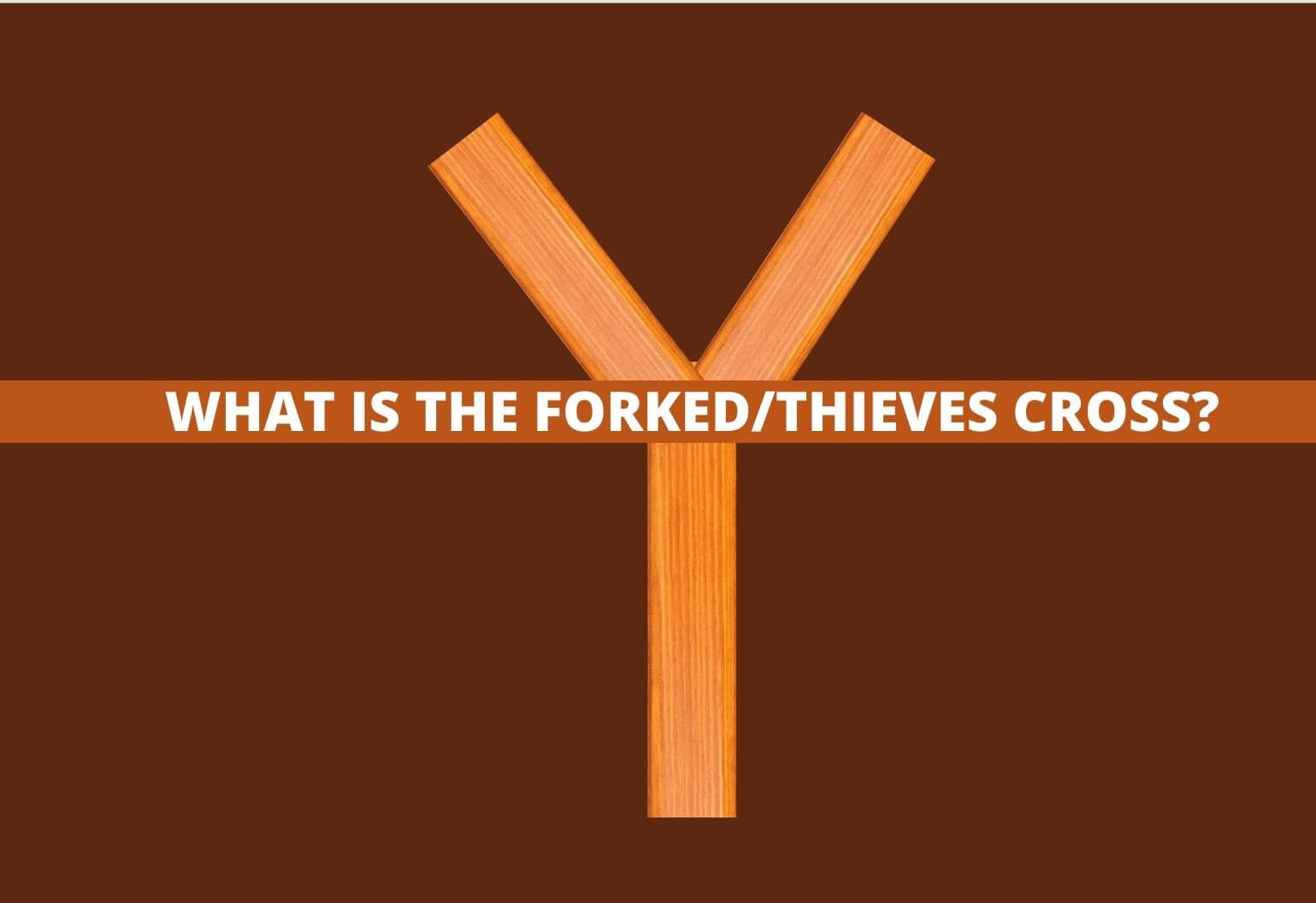 Thieves' Cross Meaning