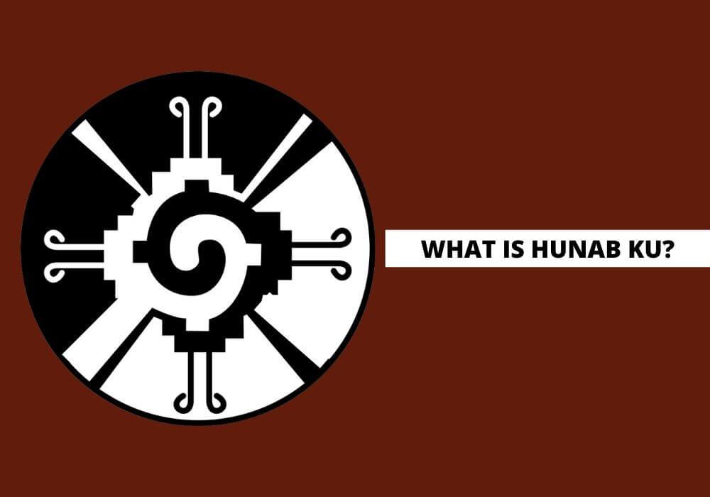 What is hunab ku symbol
