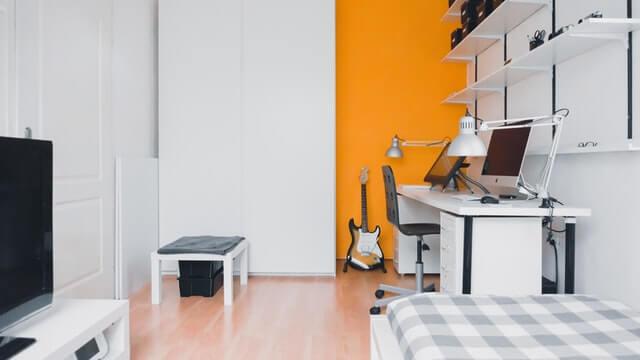 Orange accent color