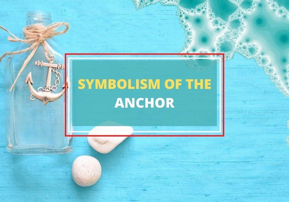 Anchor symbolism