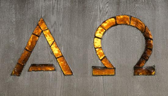 alpha omega symbol