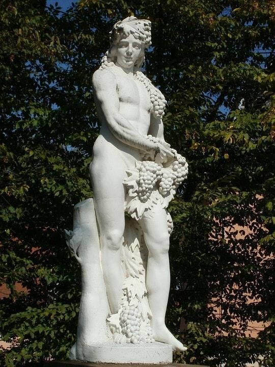 Bacchus dionysus