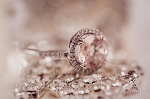 Brown jewelry
