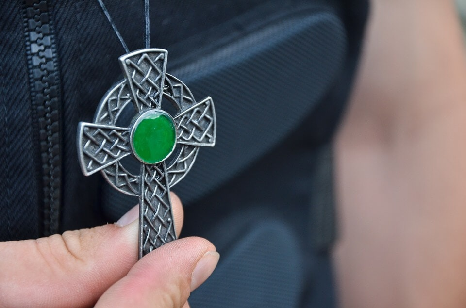 Celtic cross use