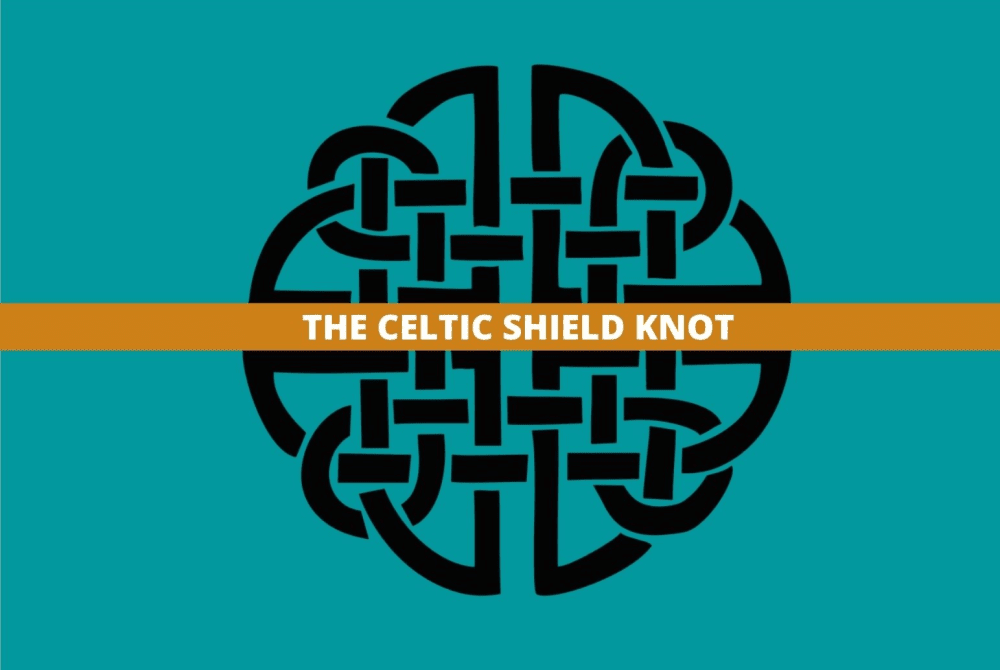 Celtic shield knot meaning