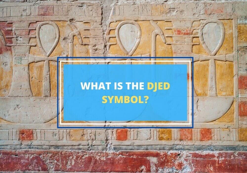 djed symbol