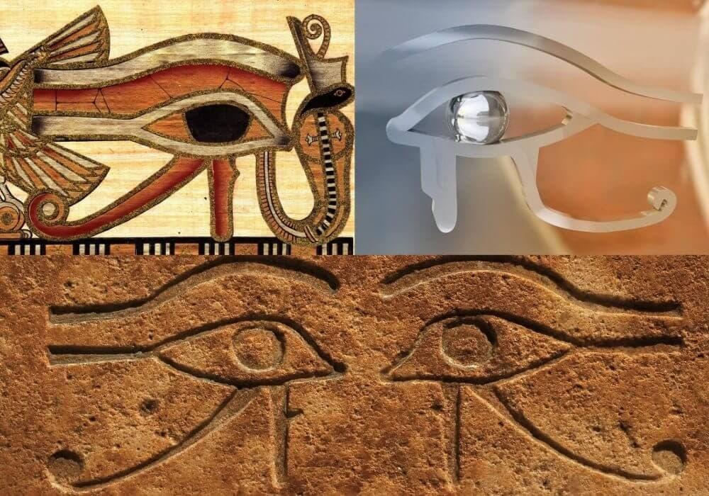 eye of ra and eye of horus