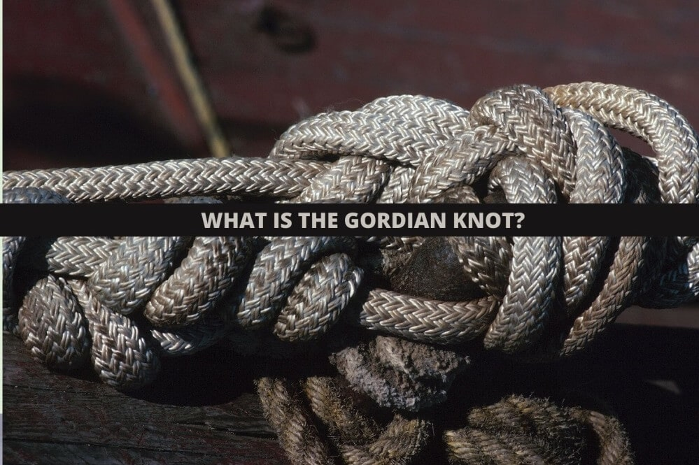 Gordian knot meaning