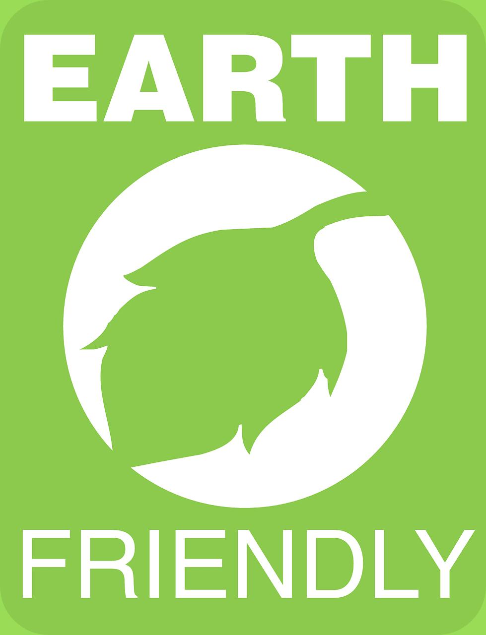 Green environment symbol