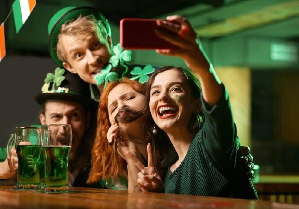 Green in Ireland
