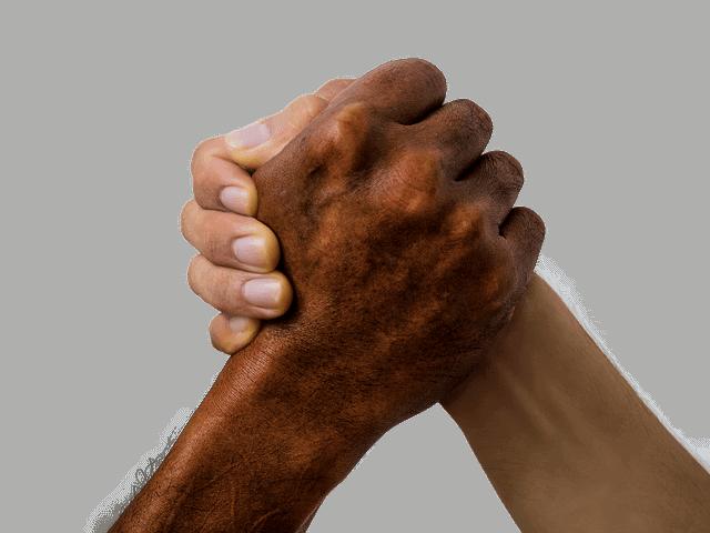 handshake peace