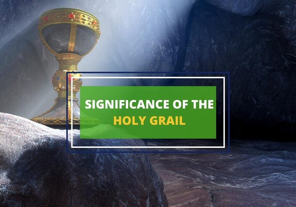 Holy grail symbol