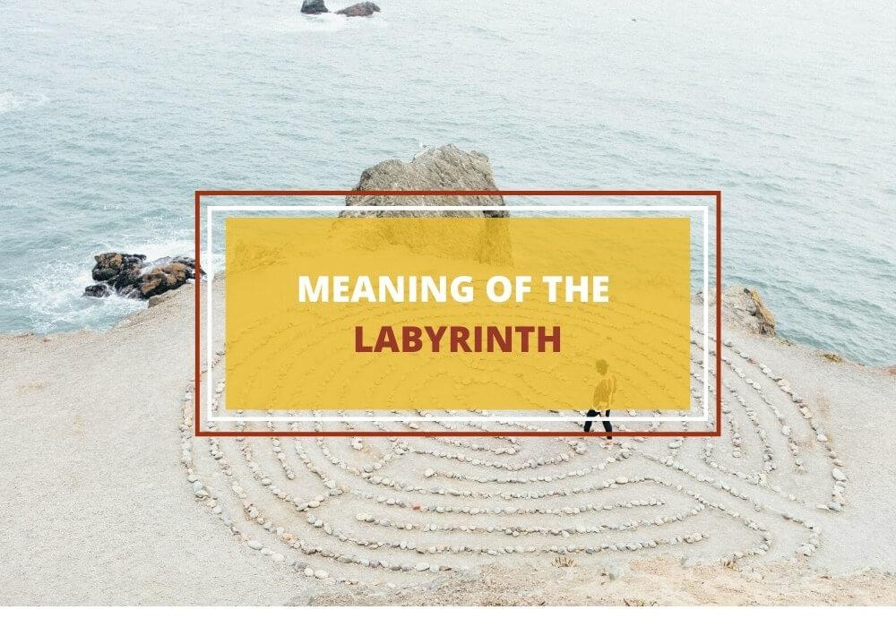 labyrinth symbol meaning