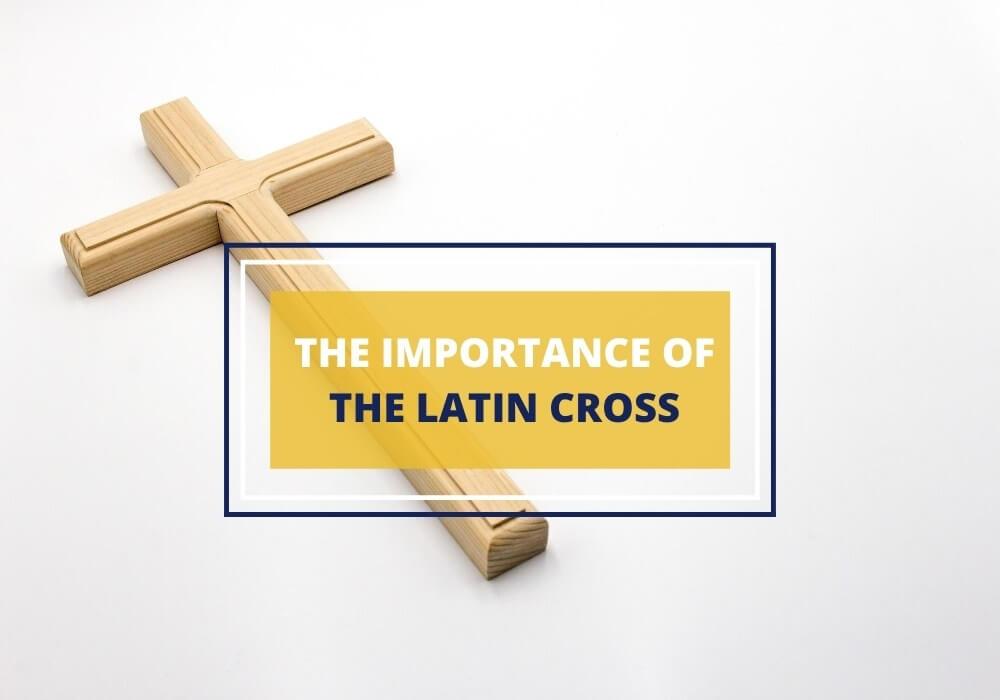 Latin cross symbolism