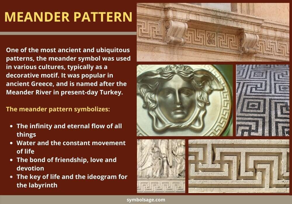 Meander symbol meaning