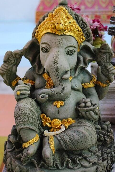 om and Ganesha