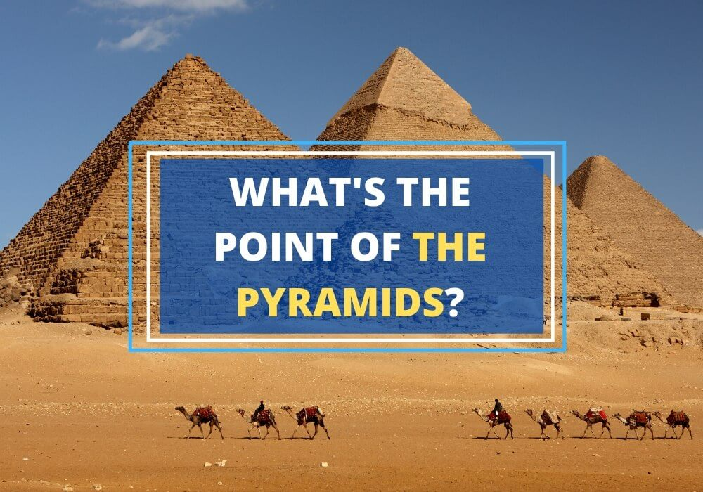 Pyramid meaning and history