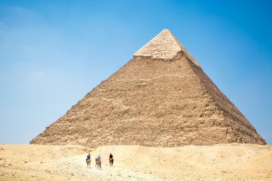 Pyramid symbolism