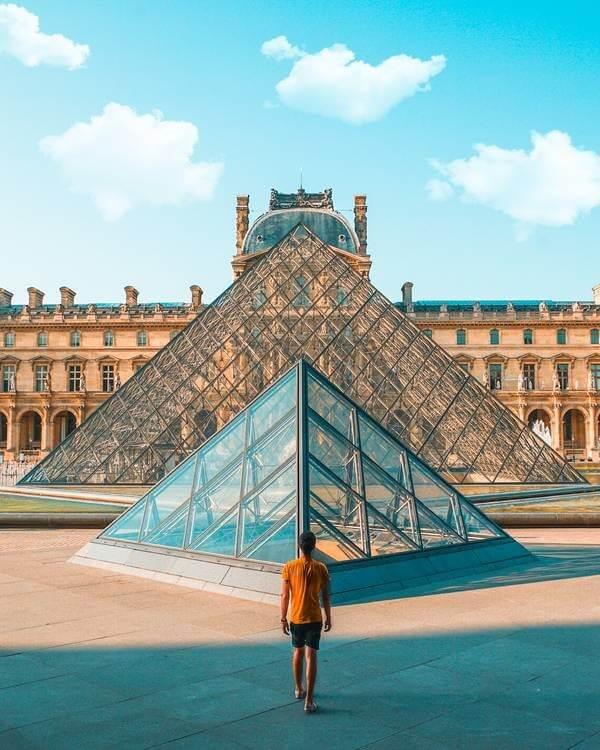 Pyramid today