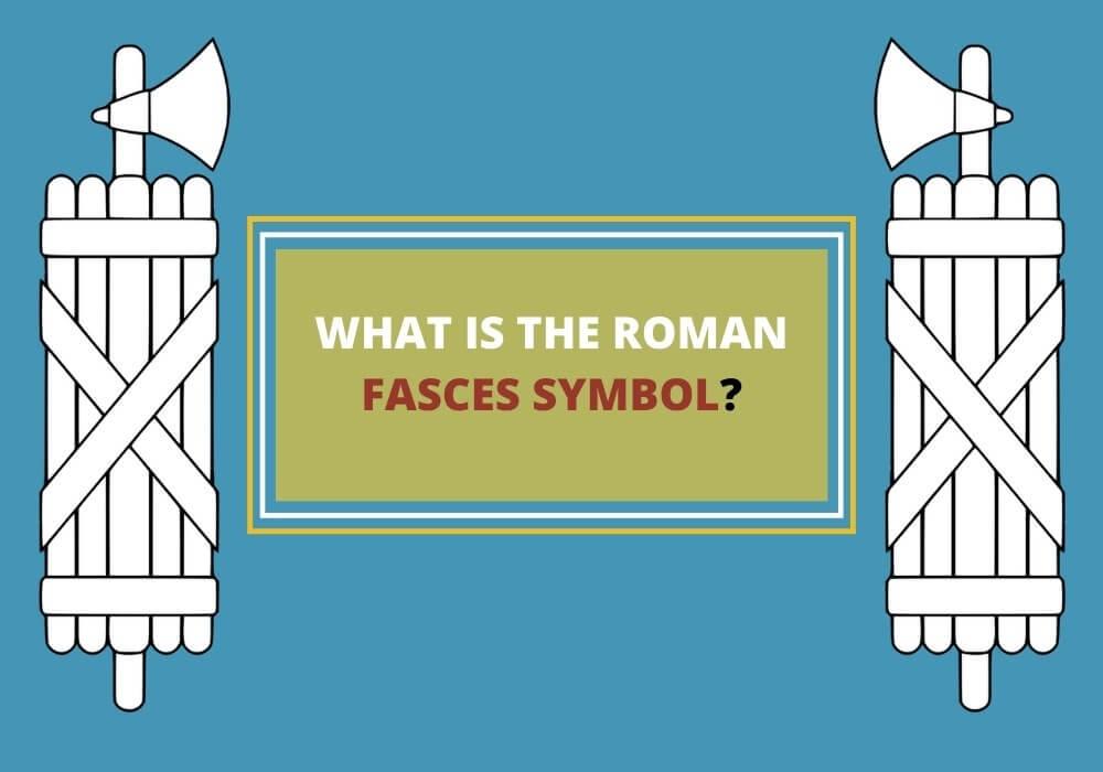 roman fasces symbol