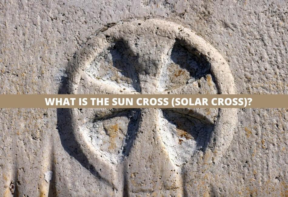 Sun cross meaning