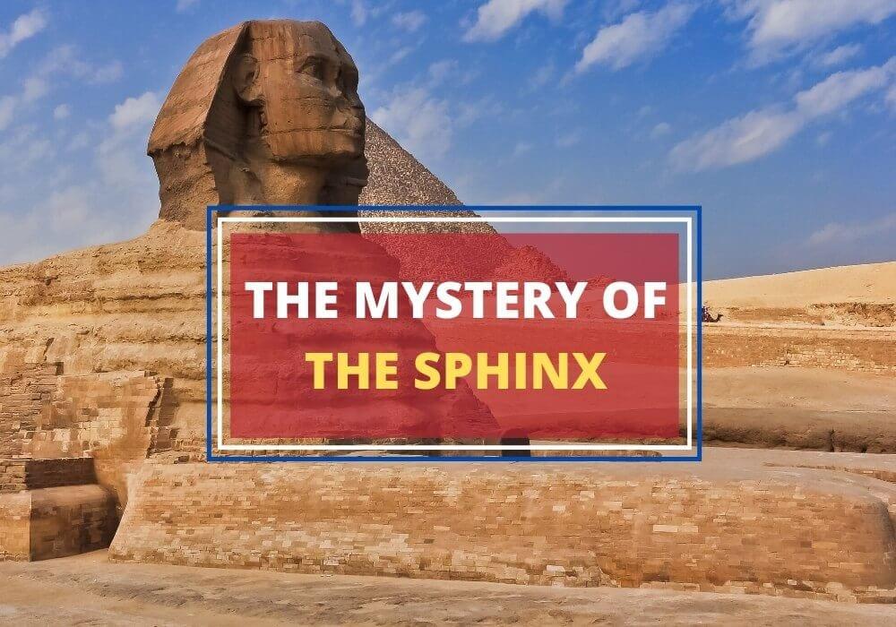 Symbol of the sphinx