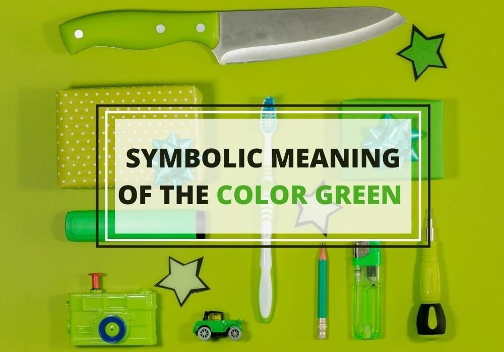Green color symbolism and history