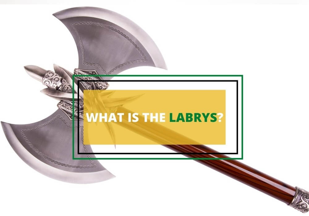 Symbolism and history of labrys