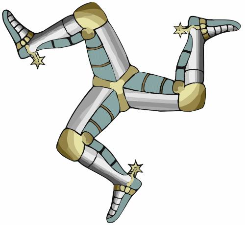 Triskelion variation legs