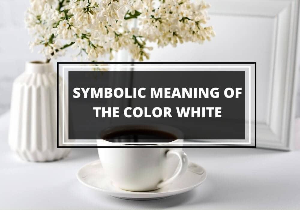 white color symbolism
