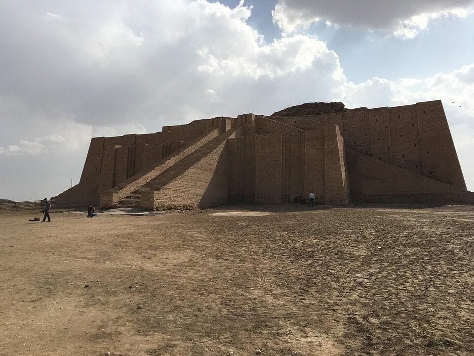 Ziggurat old