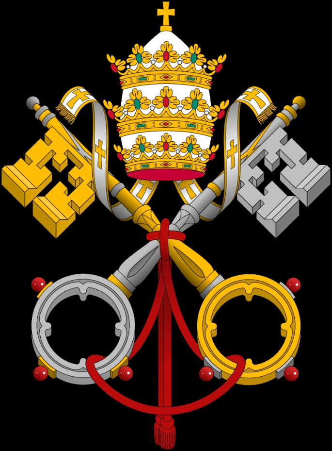 Papal Emblem