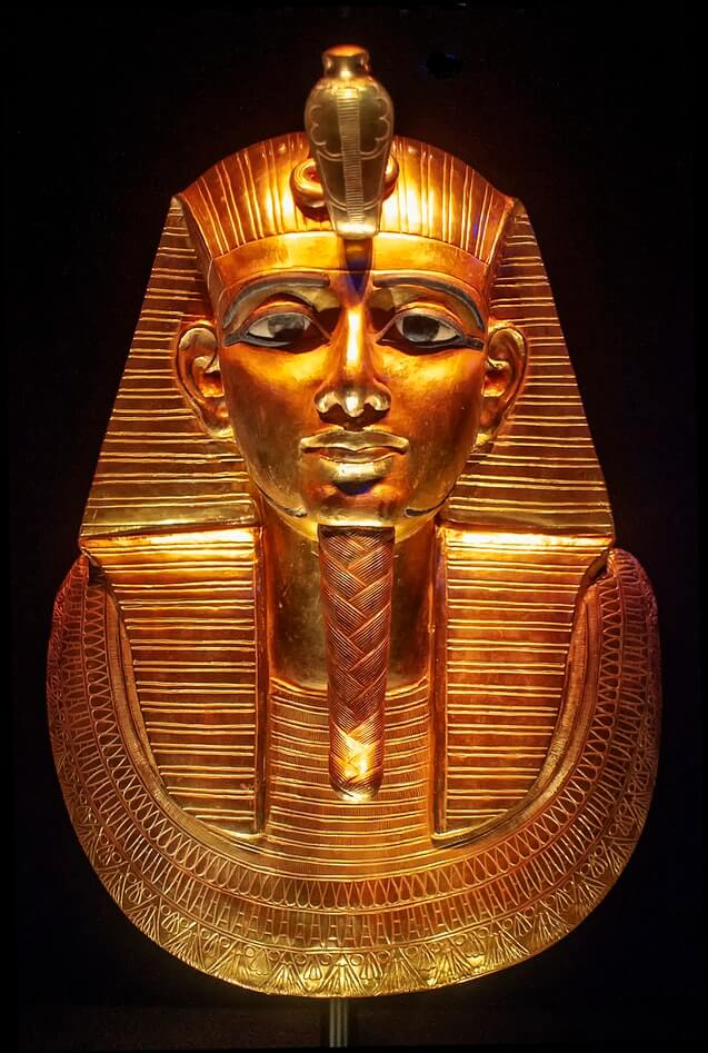 Gold in ancient Egypt