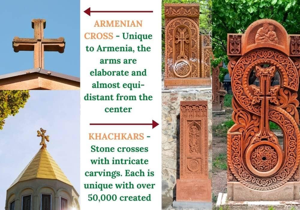 Armenian cross khachkar