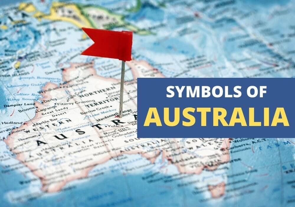 Australian symbols list