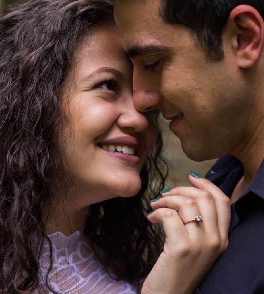 Beautiful couple ring diamond
