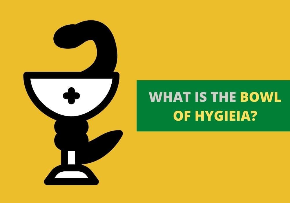 Bowl of hygieia
