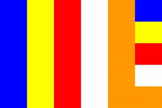 buddhist flag