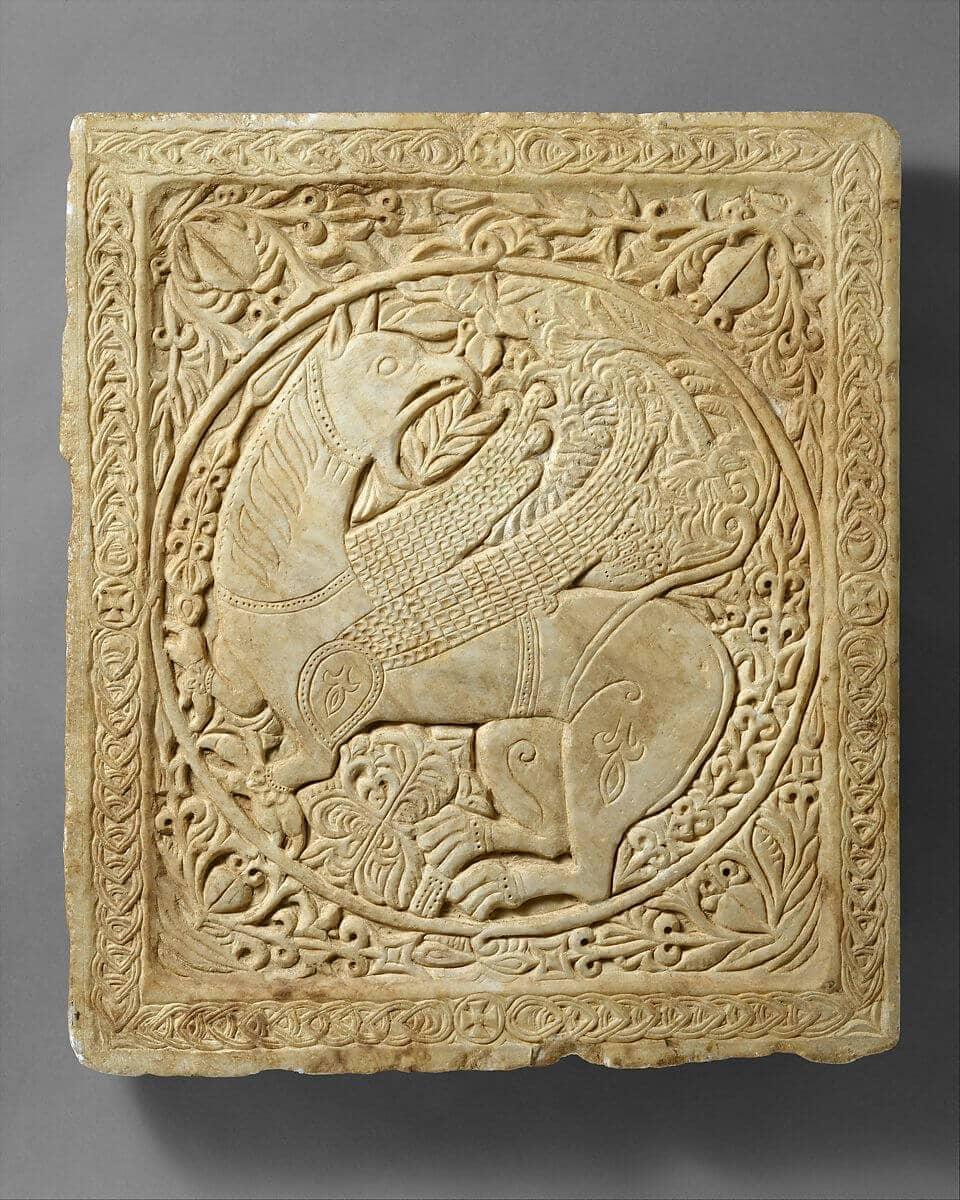 Byzantine griffin