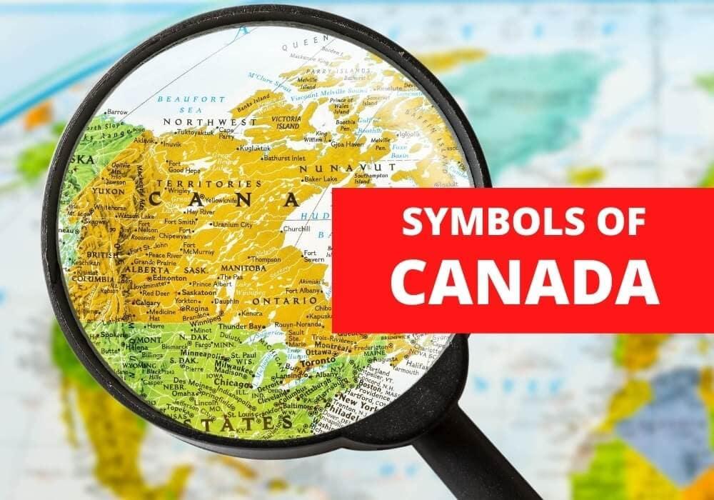 Canada symbols list