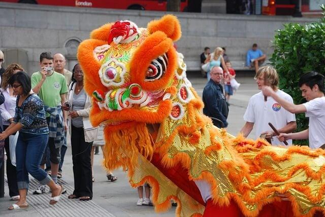 Chinese dragon importance