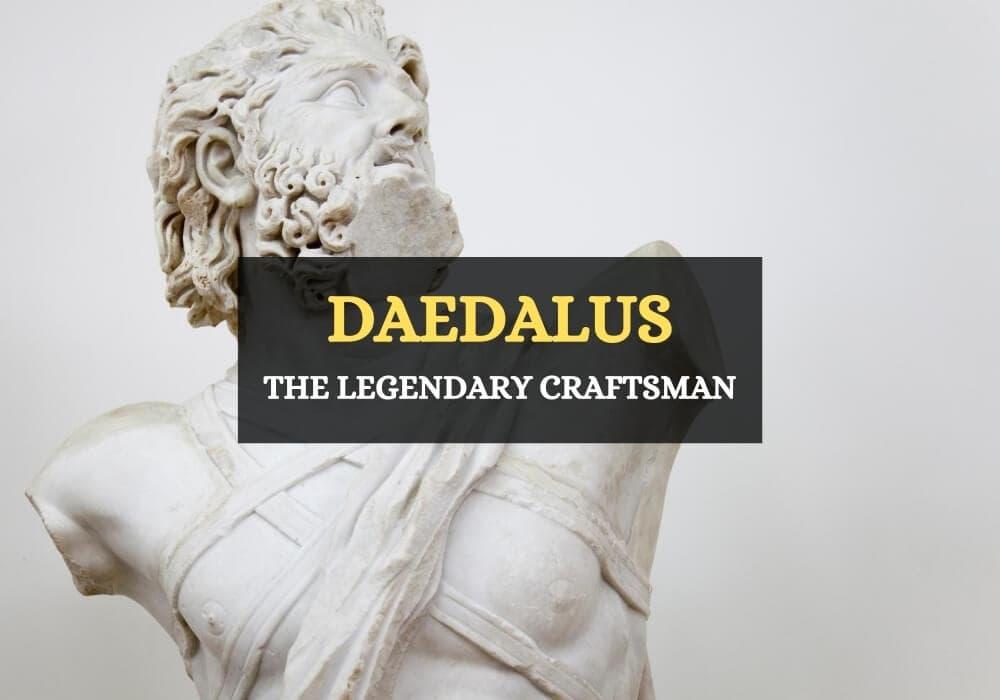Daedalus symbolism and history