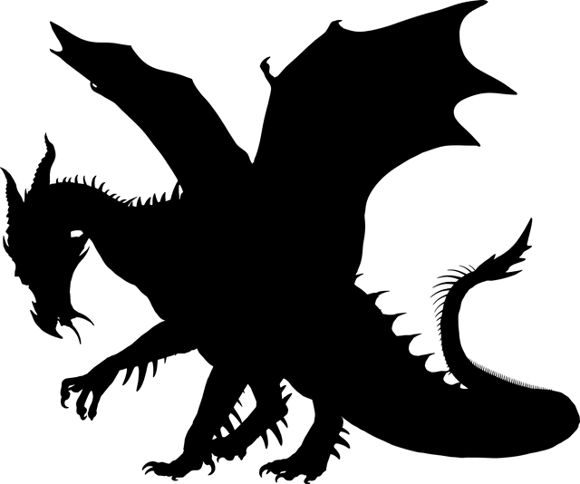 Dragon symbol of power