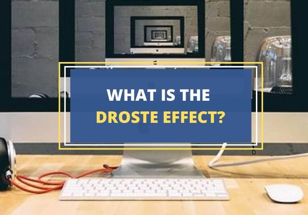Droste effect origins