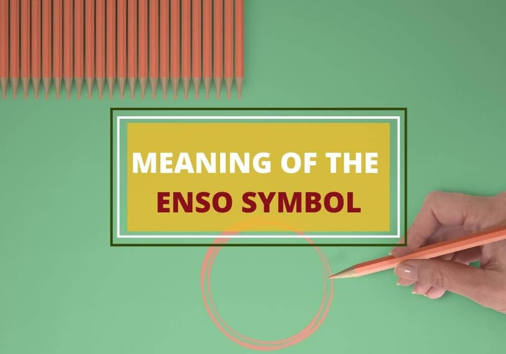 Enso symbol meaning and origins