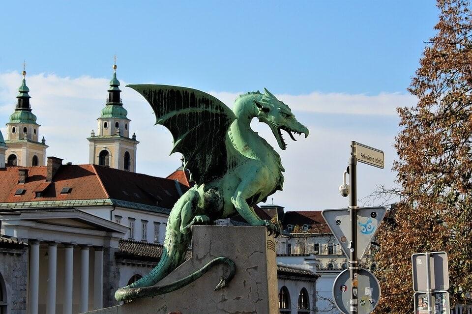 European dragons