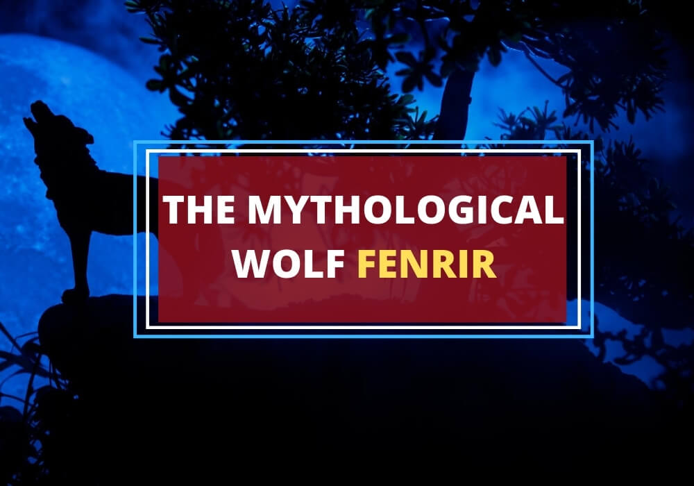Fenrir symbolism and meaning