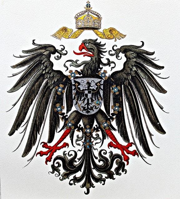 German coat of arms symbol